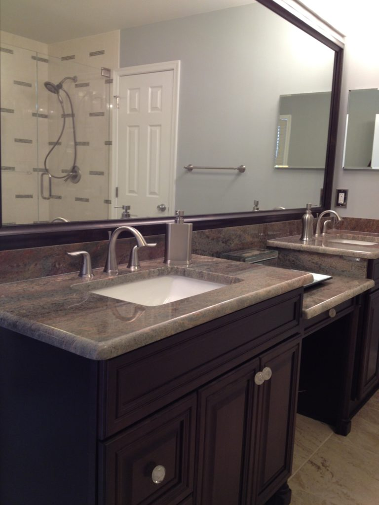 Whole Mater Bathroom Renovation